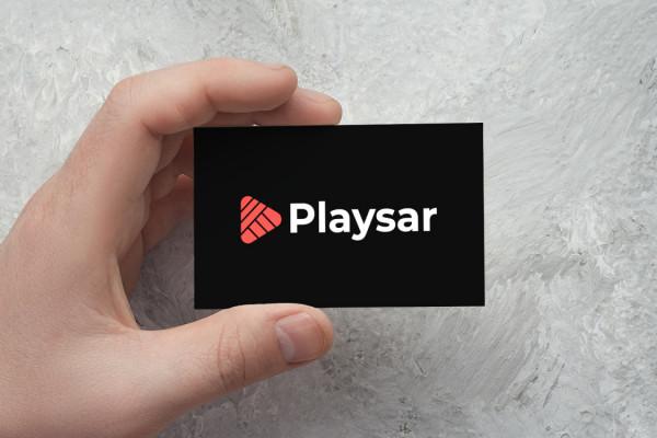 Sample branding #2 for Playsar