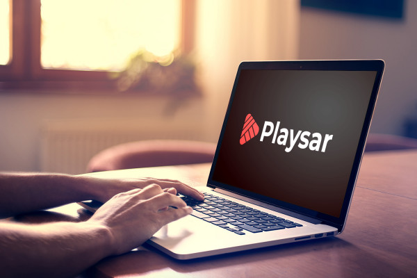 Sample branding #3 for Playsar