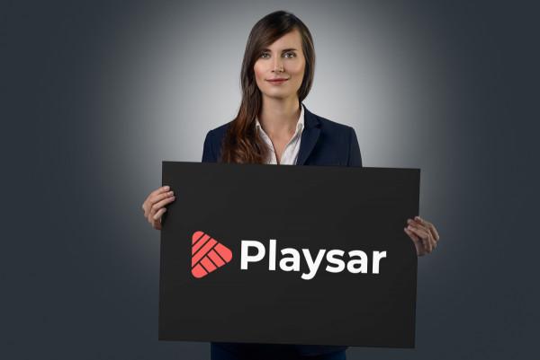 Sample branding #1 for Playsar