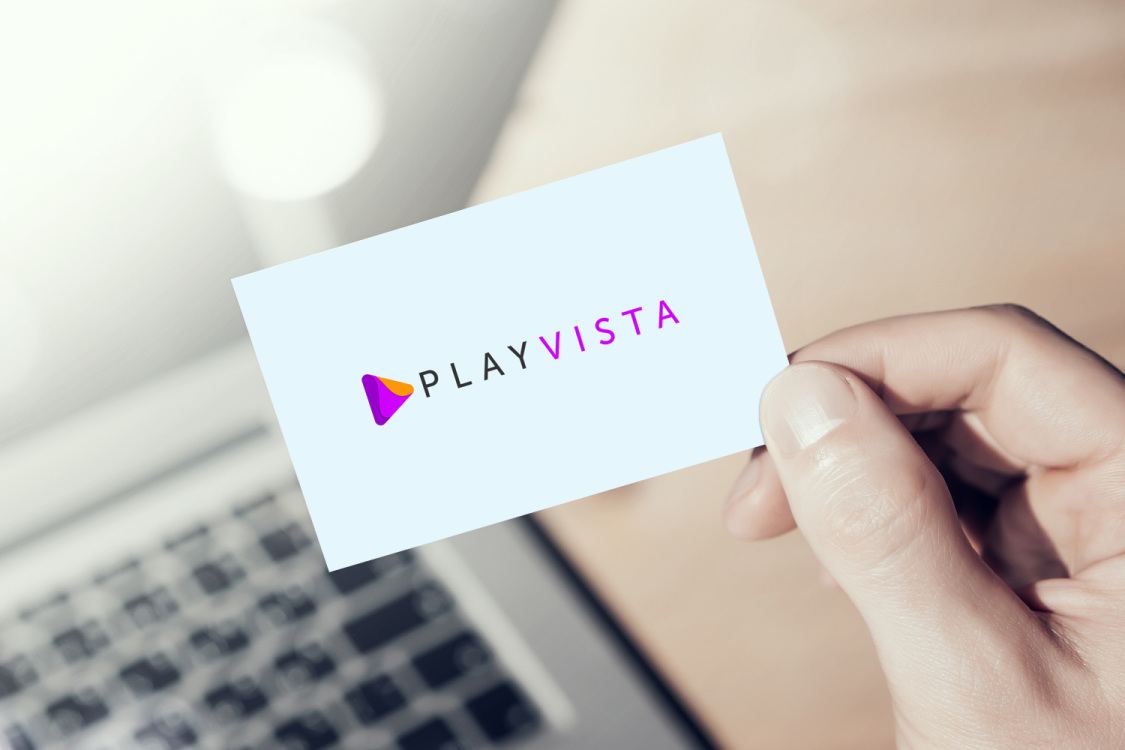 Sample branding #3 for Playvista