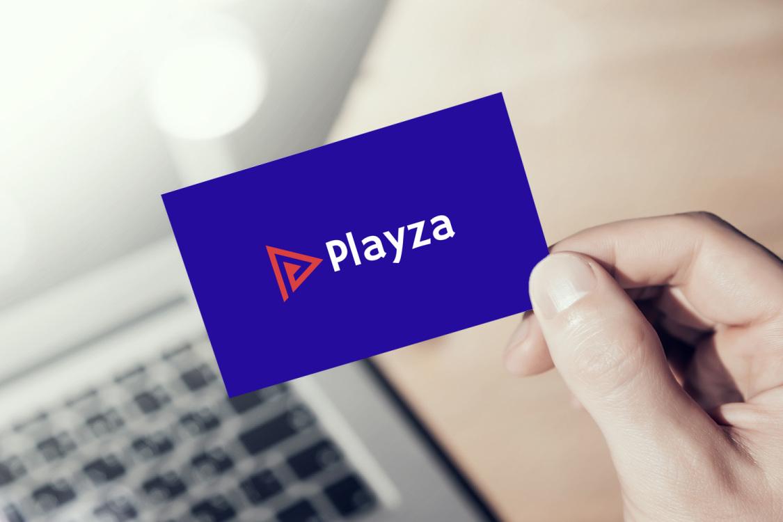 Sample branding #1 for Playza