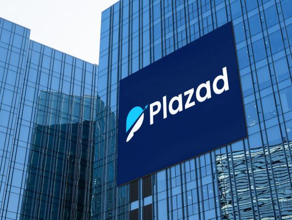 Sample branding #2 for Plazad