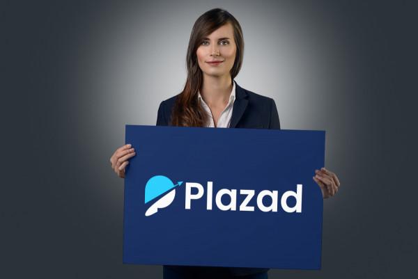 Sample branding #3 for Plazad