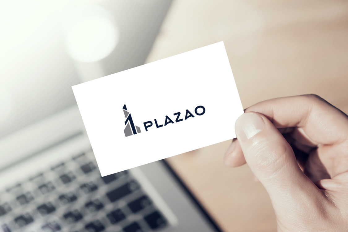 Sample branding #2 for Plazao