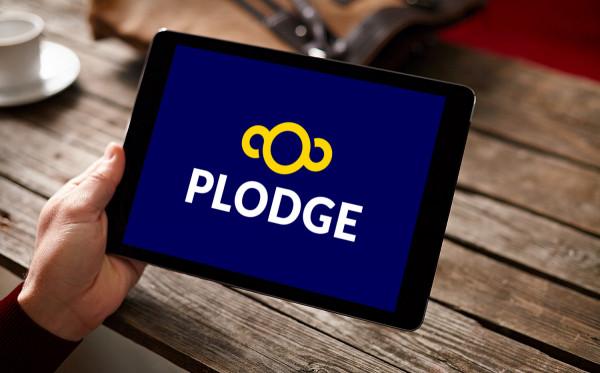 Sample branding #3 for Plodge