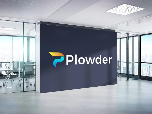 Sample branding #1 for Plowder
