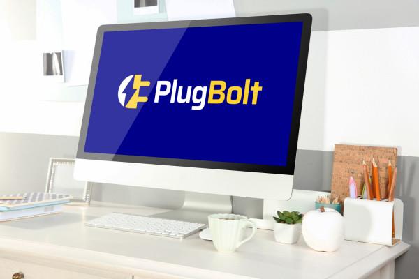Sample branding #3 for Plugbolt