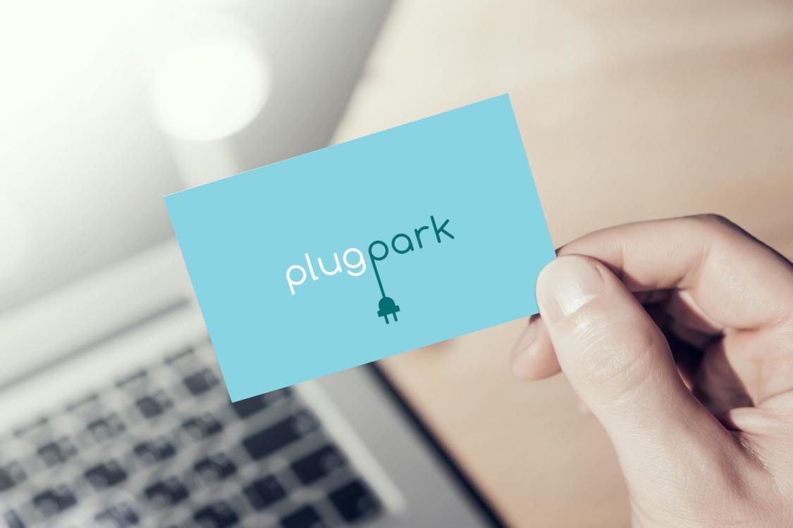 Sample branding #3 for Plugpark