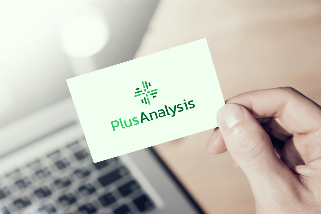 Sample branding #3 for Plusanalysis