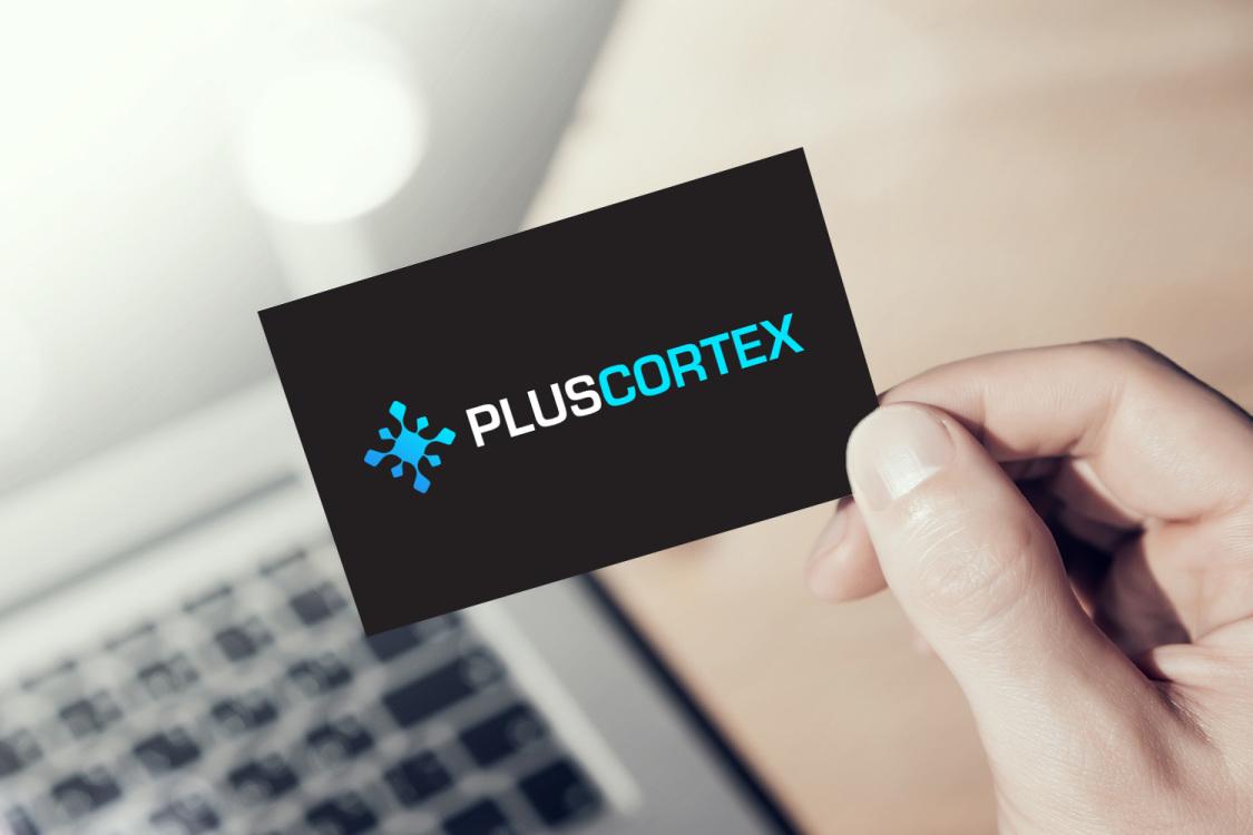 Sample branding #3 for Pluscortex