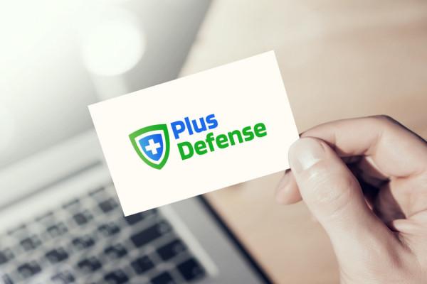 Sample branding #1 for Plusdefense