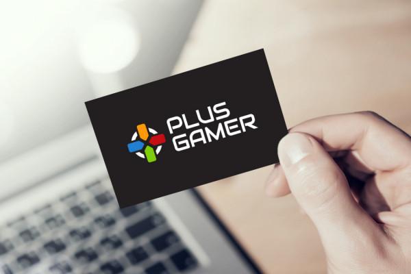 Sample branding #3 for Plusgamer