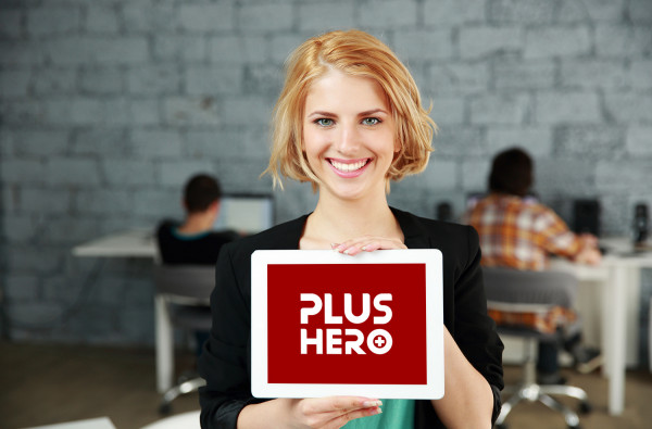 Sample branding #3 for Plushero