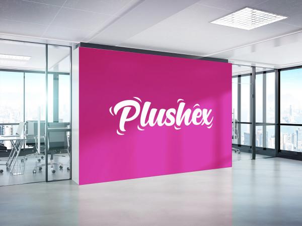 Sample branding #3 for Plushex