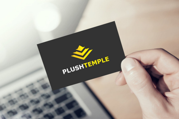 Sample branding #1 for Plushtemple