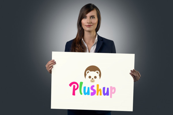 Sample branding #3 for Plushup