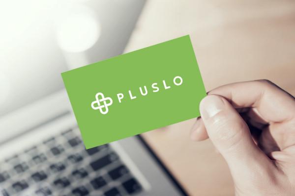 Sample branding #1 for Pluslo