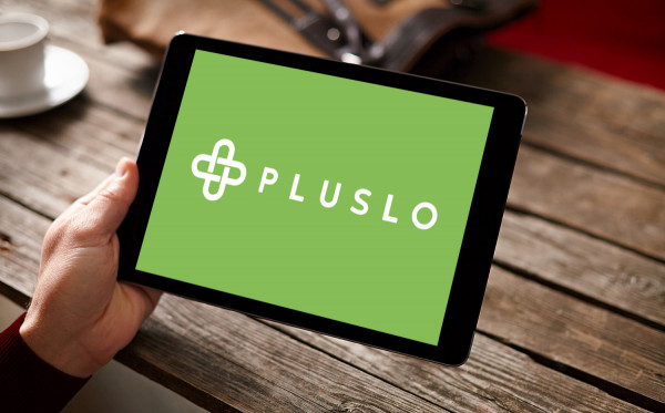 Sample branding #3 for Pluslo