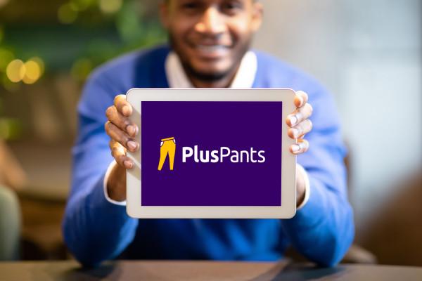 Sample branding #1 for Pluspants