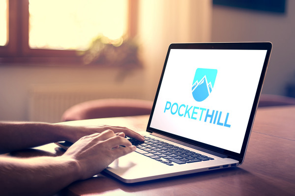 Sample branding #2 for Pockethill