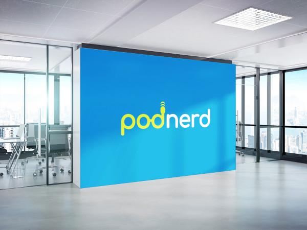 Sample branding #3 for Podnerd