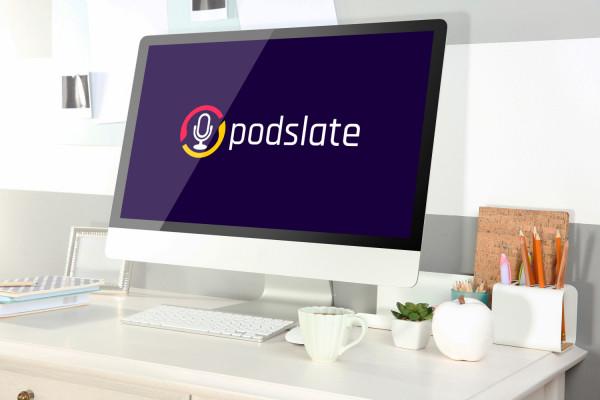 Sample branding #3 for Podslate