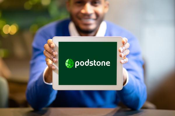 Sample branding #3 for Podstone