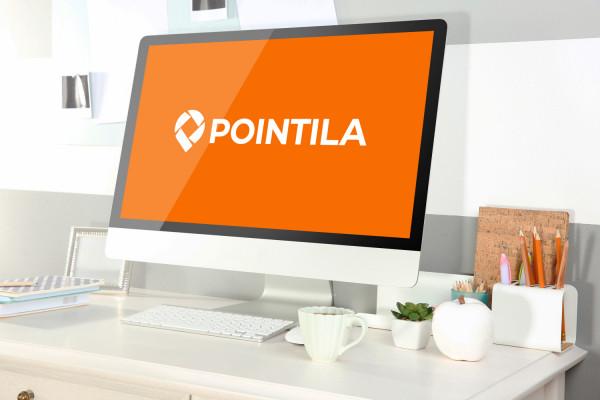 Sample branding #1 for Pointila