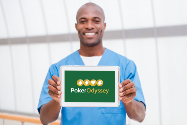 Sample branding #2 for Pokerodyssey