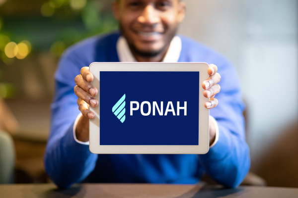 Sample branding #2 for Ponah