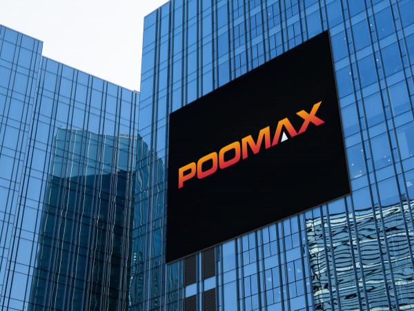 Sample branding #1 for Poomax
