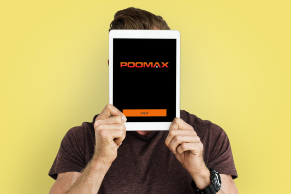 Sample branding #2 for Poomax
