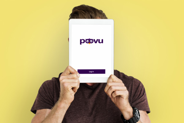 Sample branding #3 for Poovu
