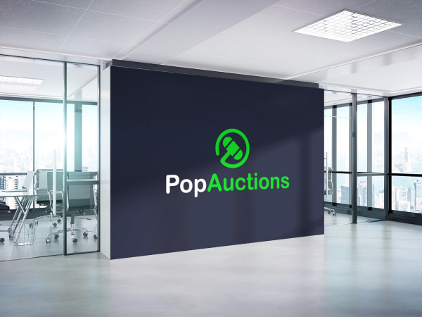 Sample branding #2 for Popauctions