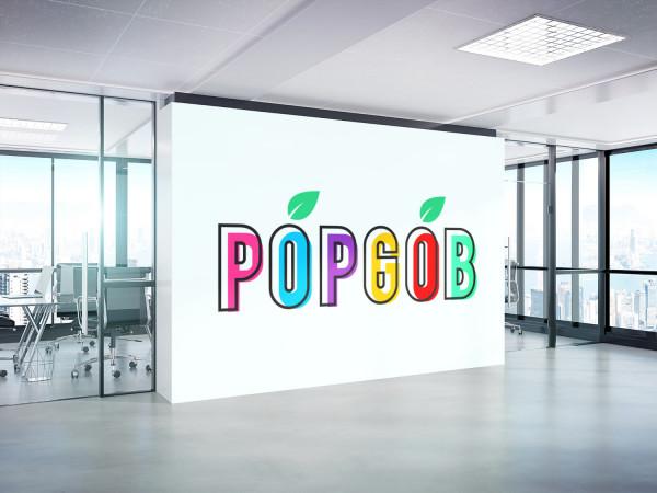 Sample branding #2 for Popgob
