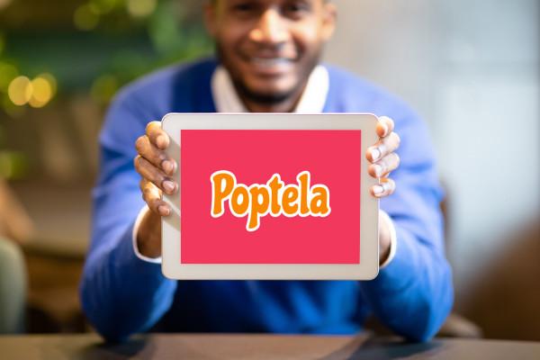 Sample branding #2 for Poptela