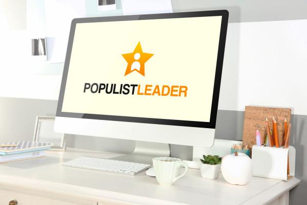 Sample branding #1 for Populistleader