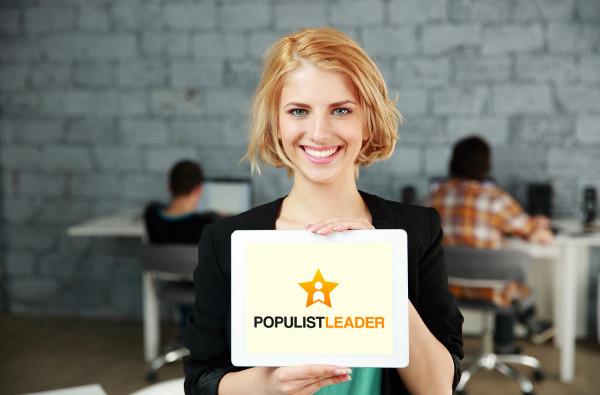 Sample branding #3 for Populistleader