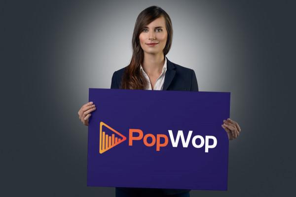 Sample branding #1 for Popwop