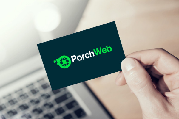 Sample branding #3 for Porchweb