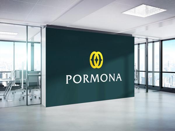 Sample branding #3 for Pormona