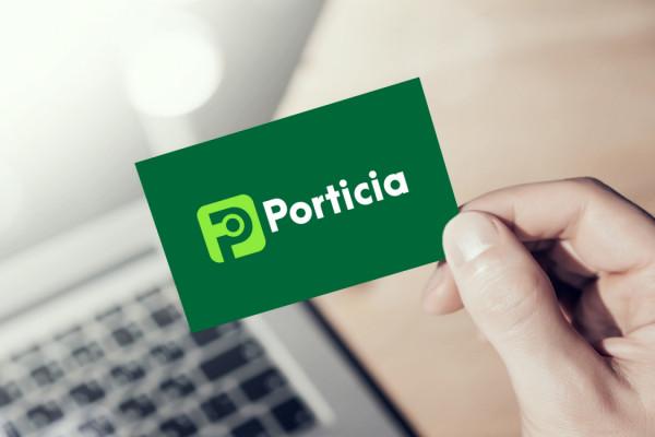 Sample branding #2 for Porticia
