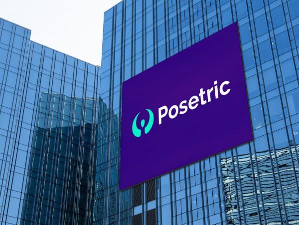 Sample branding #3 for Posetric