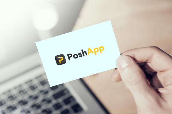Sample branding #3 for Poshapp