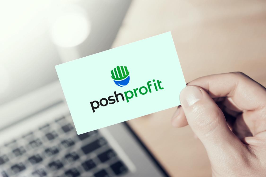 Sample branding #1 for Poshprofit