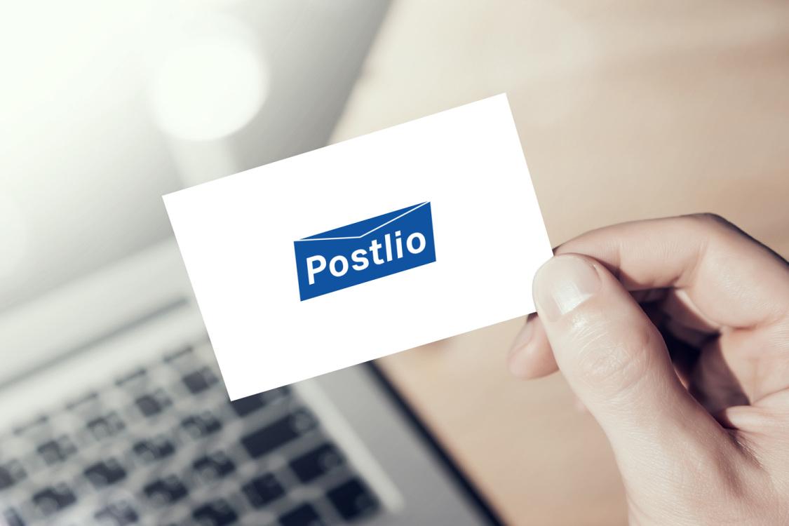 Sample branding #1 for Postlio