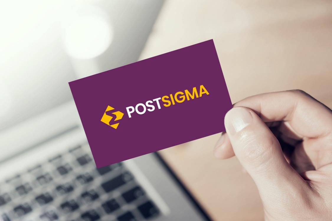 Sample branding #1 for Postsigma
