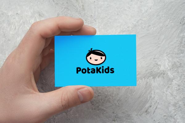Sample branding #1 for Potakids
