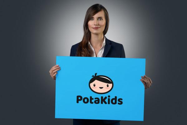 Sample branding #3 for Potakids