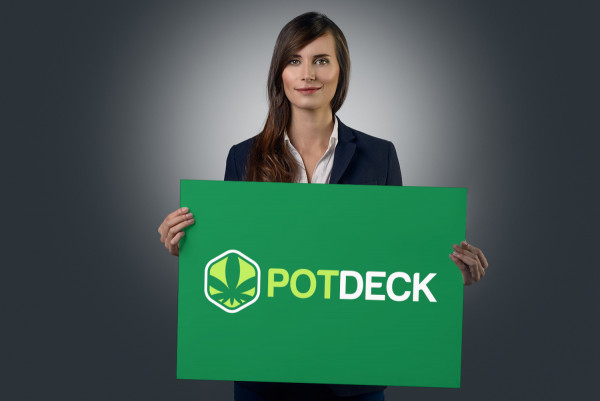 Sample branding #3 for Potdeck